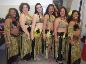 Cape Town Oriental Dance Festival: Heavenly Shimmies Dance School