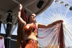 Cape Town Oriental Dance Festival: Nadia School of Belly Dance