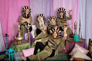 Cape Town Oriental Dance Festival: Rakshada Bellydancers