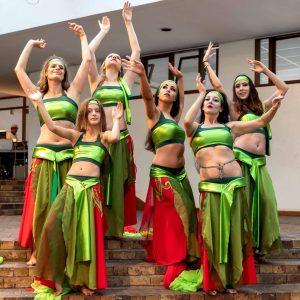 Cape Town Oriental Dance Festival: Al-Masrah Academy