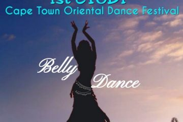 Cape Town Oriental Dance Festival 2019 Poster