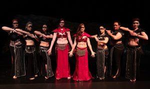 Cape Town Oriental Dance Festival: Maya Troupe