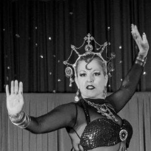 Cape Town Oariental Dance Festival Team Marguerite de Allende